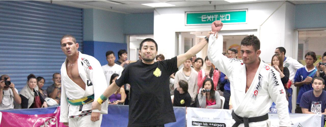 2018年福岡國際柔術錦標賽 一張照片03